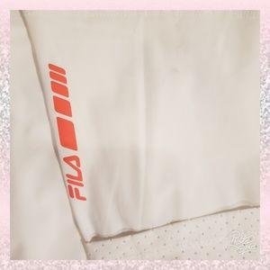 Fila Shorts - 🔥Fila tennis skirt golf white orange